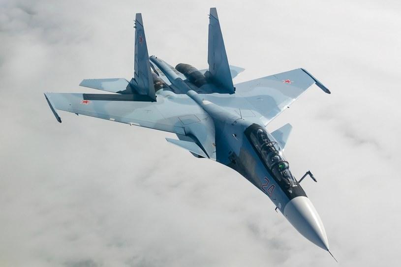Samolot wielozadaniowy Su-30 /Alex Beltyukov/CC BY-SA 3.0 /Wikimedia