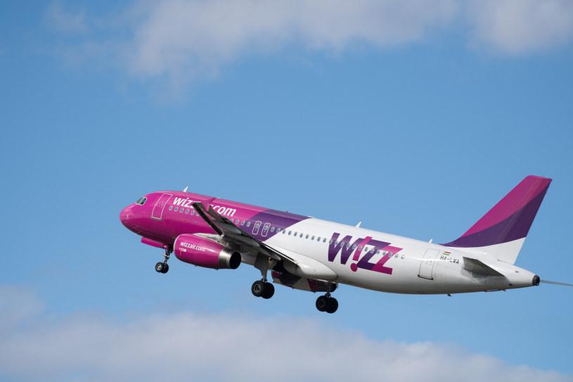 Samolot Wizz Air /Wojciech Strożyk REPORTER /East News