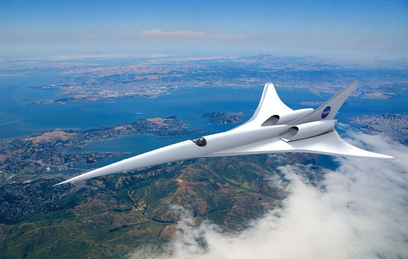 Samolot X /NASA