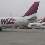Samolot zawrócił na lotnisko w Gdańsku. Pasażerowie: W maszynę uderzył piorun
