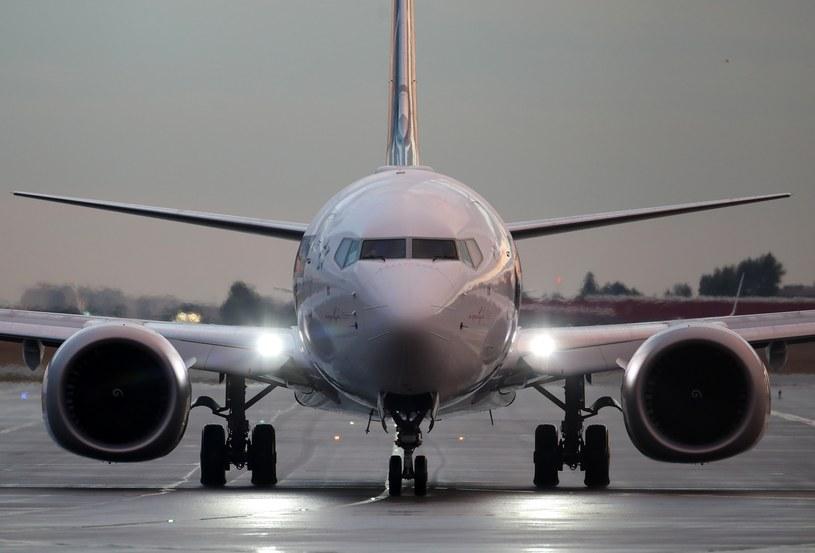Samolot  (Zdjęcie ilustracyjne) /Stanisław Kowalczyk /East News