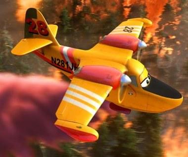 """""""Samoloty 2"""": Sportowiec strażakiem"""