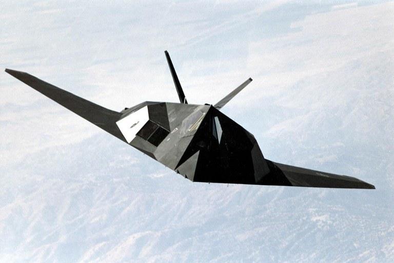 Samoloty F-117 znów w powietrzu /AFP