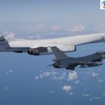 Samoloty NATO przechwyciły rosyjskie bombowce nad Bałtykiem