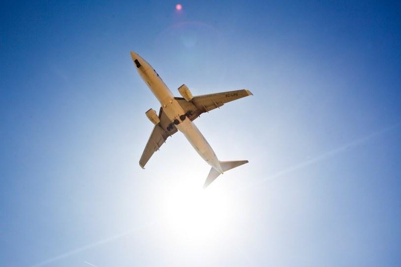 Samoloty nie będą latać nad Krymem? /Szymon Blik /Reporter