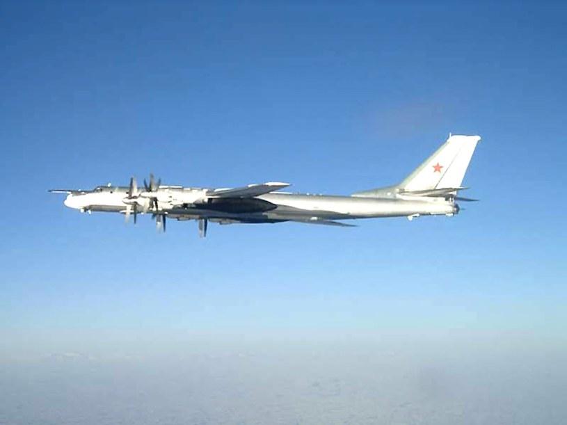 Samoloty Tu-95 regularnie naruszają chińską przestrzeń powietrzną /Getty Images/Flash Press Media