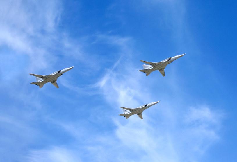 Samoloty wojskowe TU22M3 (zdjęcie ilustracyjne) /123RF/PICSEL