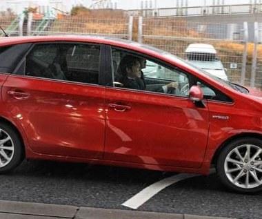Samoprowadzący się samochód Google rozbity