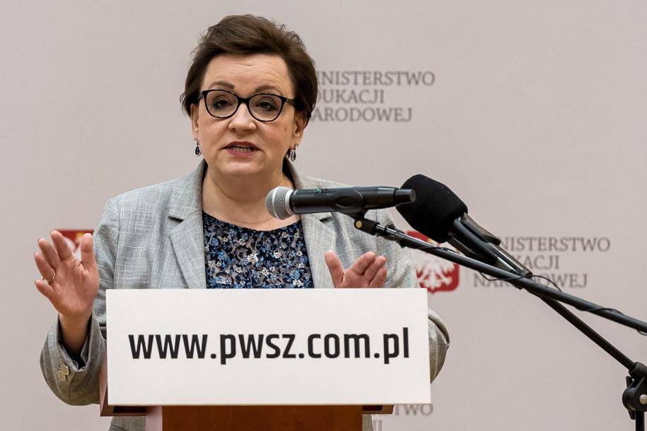 Samorządowcy skarżą się, że reforma Anny Zalewskiej wcale nie była bezkosztowa /Maciej Kulczyński /PAP