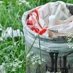 Samorządy o ustawie śmieciowej: Wylądują w rowach i lasach