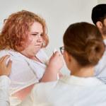 Samotne kobiety są bardziej narażone na otyłość