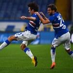 Sampdoria - Cagliari 2-2 w meczu 26. kolejki Serie A. Gol Bartosza Bereszyńskiego