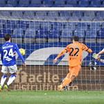 Sampdoria Genua - Juventus Turyn 0-2 w meczu 20. kolejki Serie A