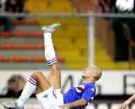 Sampdoria jest bliżej upragnionego 4. miejsca /AFP