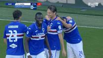Sampdoria - SPAL 3-0 - skrót (ZDJĘCIA ELEVEN SPORTS). WIDEO