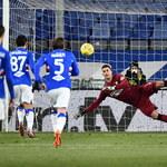 Sampdoria - Udinese 2-1 w meczu 18. kolejki Serie A