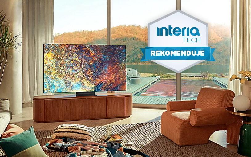 Samsjung Neo QLED QN91A otrzymuje REKOMENDACJĘ serwisu Interia Tech /INTERIA.PL