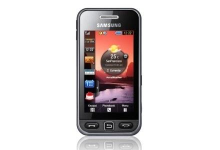 Samsung Avila (S5230) /materiały prasowe