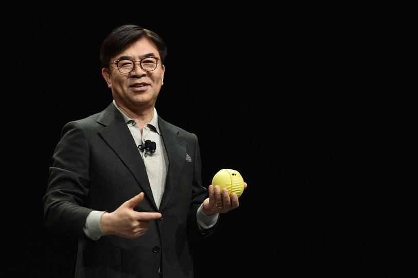 Samsung Ballie /AFP