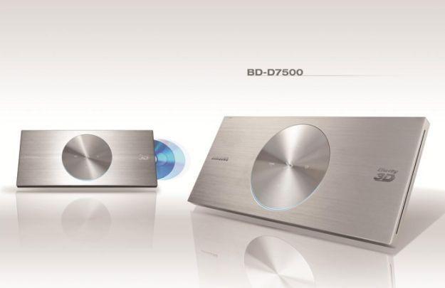 Samsung BD-D7500 /materiały prasowe