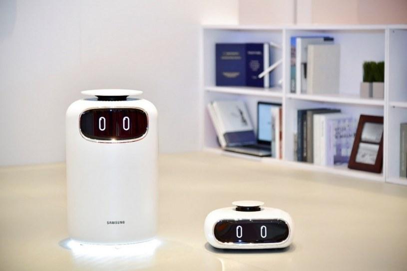 Samsung Bot Air i Bot Clean /materiały prasowe