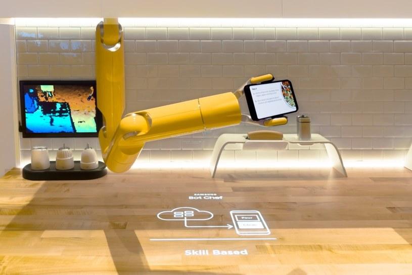 Samsung Bot Chef /materiały prasowe