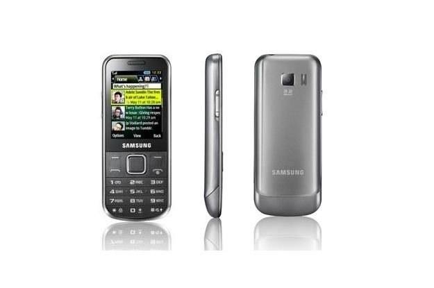 Samsung C3530 /materiały prasowe