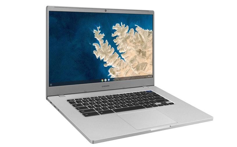 Samsung Chromebook 4+ /materiały prasowe