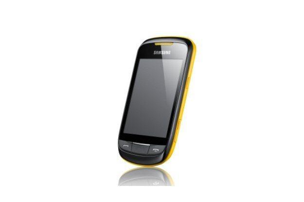 Samsung Corby II /materiały prasowe