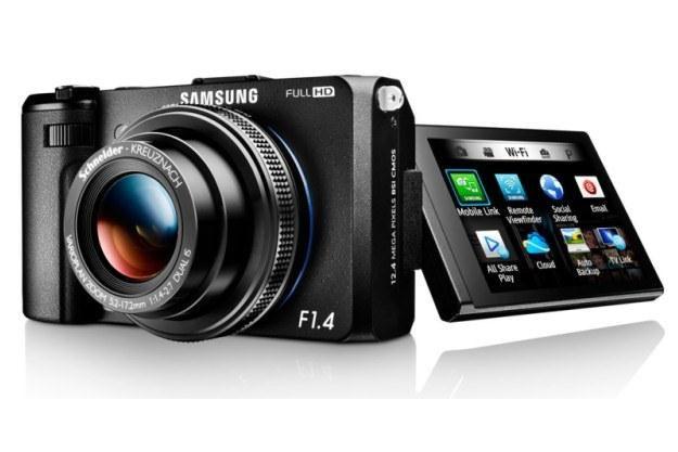 Samsung EX2F /materiały prasowe