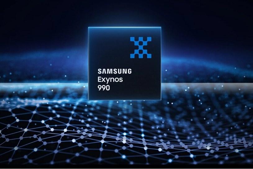 Samsung Exynos 990 /materiały prasowe