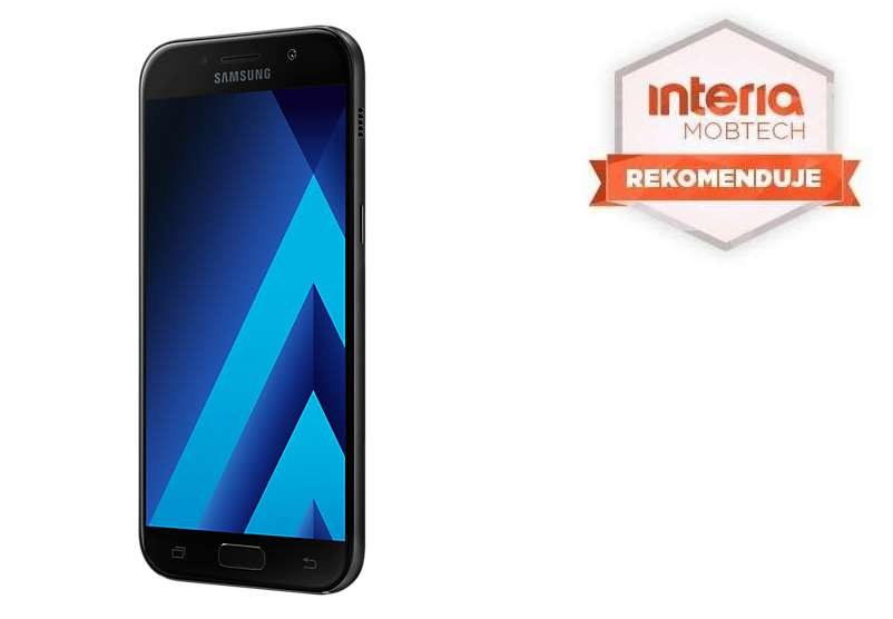 Samsung Galaxy A5 2017 otrzymuje REKOMENDACJĘ serwisu Mobtech Interia /INTERIA.PL
