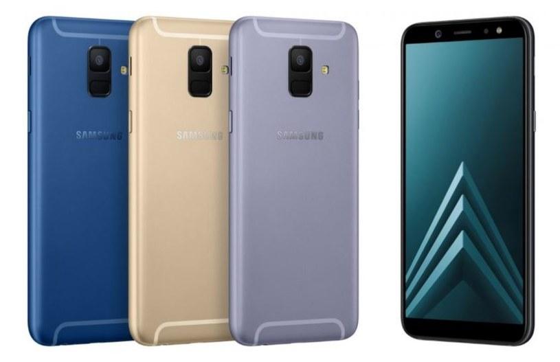 Samsung Galaxy A6+ kosztuje stosunkowo dużo /materiały prasowe
