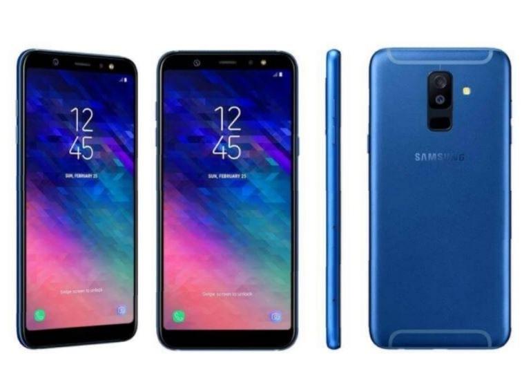 Samsung Galaxy A6 wygląda jak połączenie modelu A8 i J7 /WinFuture /materiał zewnętrzny