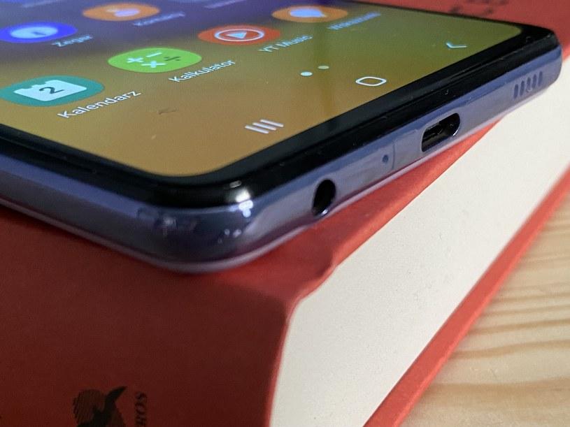 Samsung Galaxy A72 /INTERIA.PL