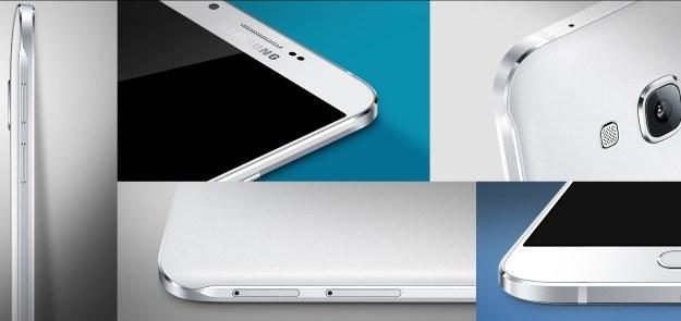 Samsung Galaxy A8 /materiały prasowe