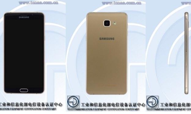 Samsung Galaxy A9.  Fot. TENAA /materiały prasowe