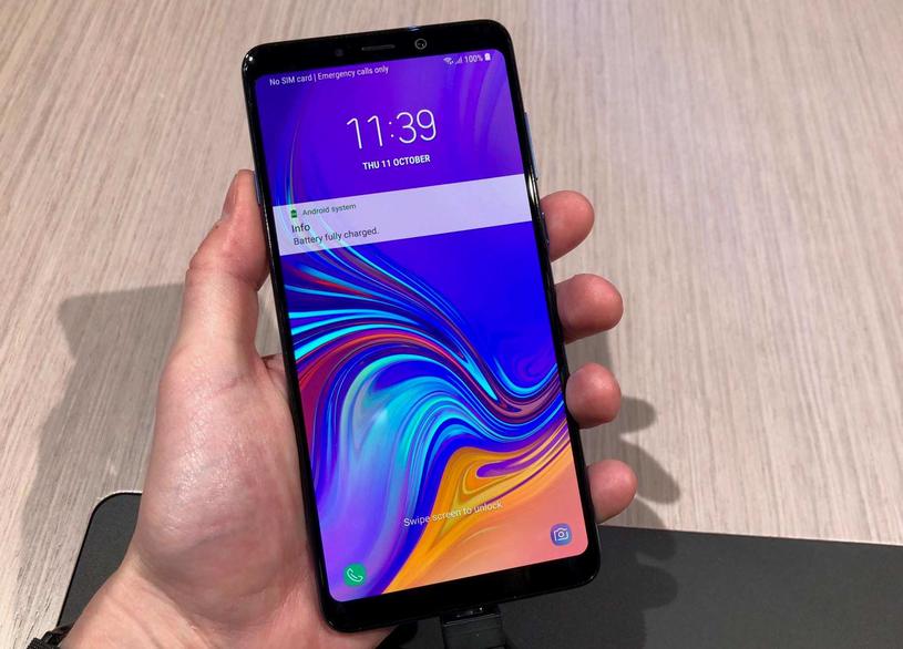 Samsung Galaxy A9 /INTERIA.PL