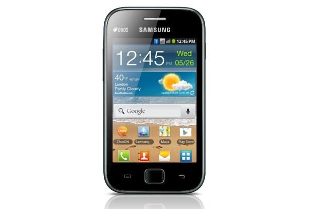 Samsung Galaxy Ace Duoz /materiały prasowe