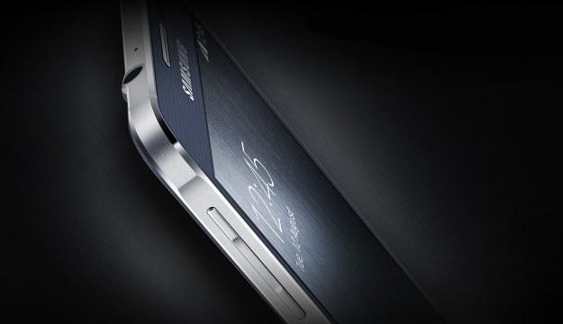 Samsung Galaxy Alpha /materiały prasowe