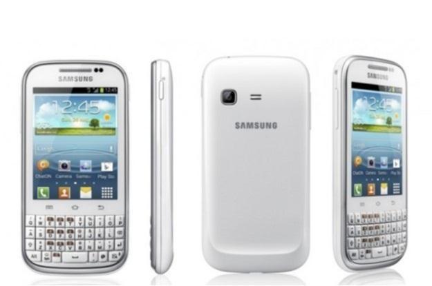 Samsung Galaxy Chat to propozycja dla fanów klawiatur QWERTY /materiały prasowe