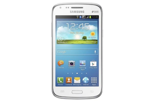 Samsung Galaxy Core /materiały prasowe