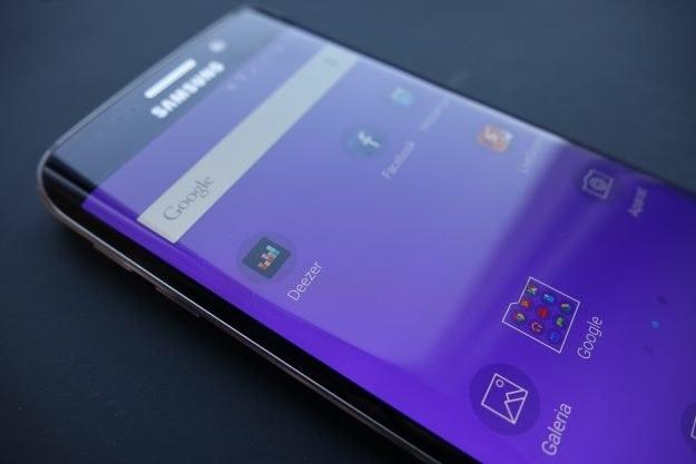 Samsung Galaxy Edge - czy Galaxy S6 będzie korzystał z tego designu /INTERIA.PL