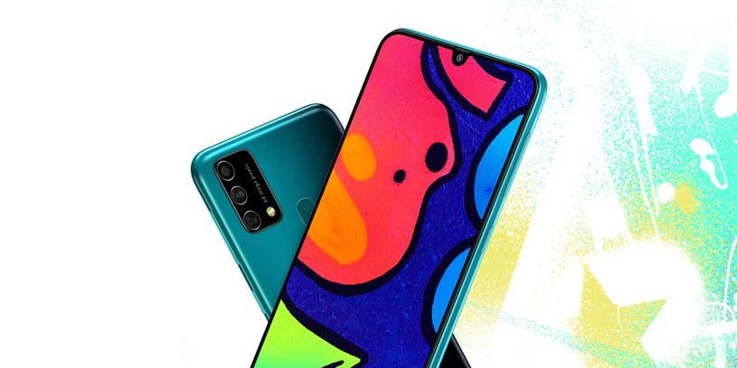 Samsung Galaxy F41 /materiały prasowe