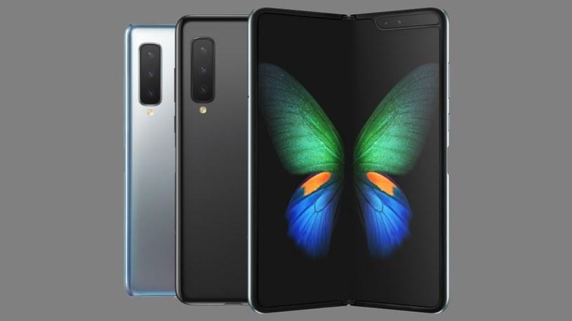 Samsung Galaxy Fold /materiały prasowe