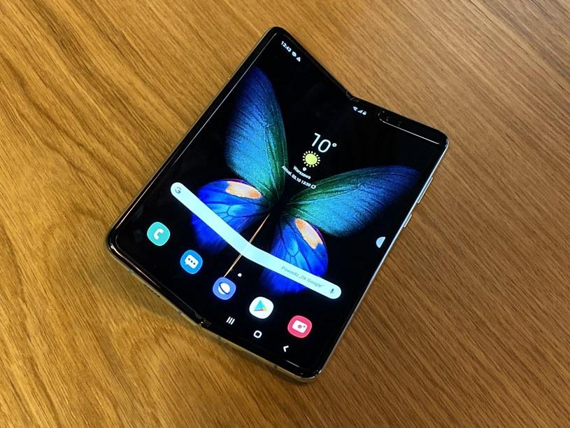 Samsung Galaxy Fold /INTERIA.PL