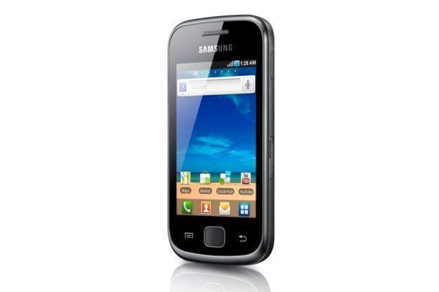 Samsung GALAXY Gio /materiały prasowe