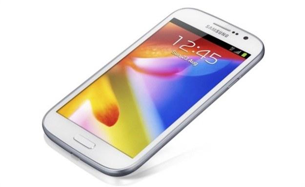 Samsung Galaxy Grand - nowy członek rodziny Androidów /materiały prasowe