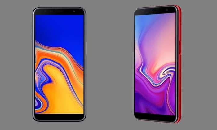 Samsung Galaxy J6+ i J4+ /materiały prasowe