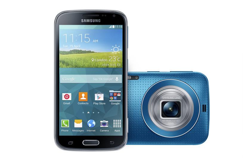 Samsung Galaxy K Zoom /materiały prasowe